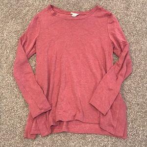 Loft Lounge Pink Sweatshirt